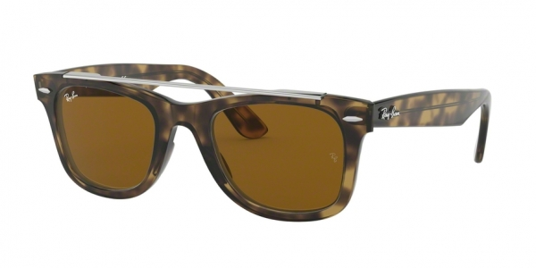 RAY-BAN RB4540F WAYFARER ASIAN FIT style-color 710/33 Havana