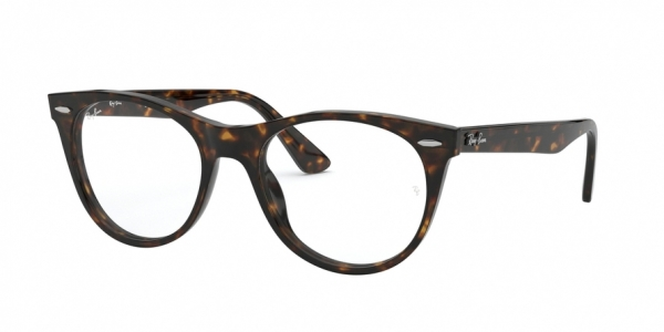 RAY-BAN RX2185VF ASIAN FIT style-color 2012 Havana