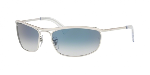 RAY-BAN RB3119 OLYMPIAN style-color 91633F Silver