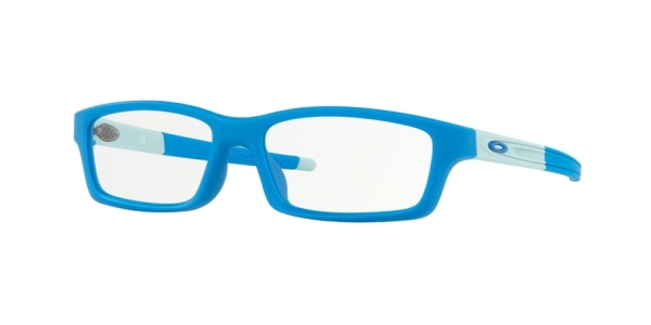 OAKLEY CROSSLINK YOUTH (A) OX8111 ASIAN FIT style-color 811109 Satin Electric Blue