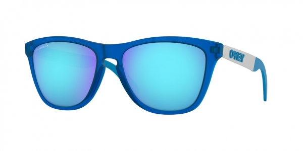 OAKLEY OO9428 FROGSKINS MIX style-color 942803 Matte Translucent Sapphire
