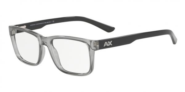 EXCHANGE ARMANI AX3016 style-color 8239 Transparent Smoke