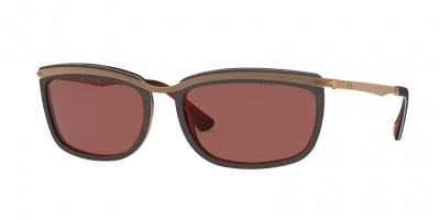 PERSOL PO3229S KEY WEST II style-color 1092AK Brown