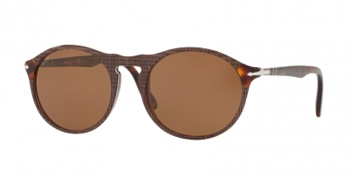 PERSOL PO3204SM style-color 1091AN P. Galles Brown