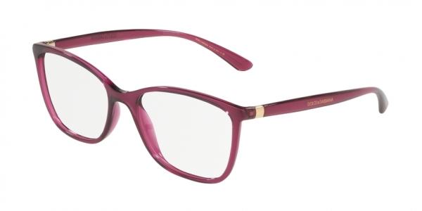 DOLCE & GABBANA DG5026 style-color 1754 Transparent Black Cherry