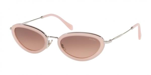 MIU MIU MU 58US CORE COLLECTION style-color 1350A5 Opal Pink