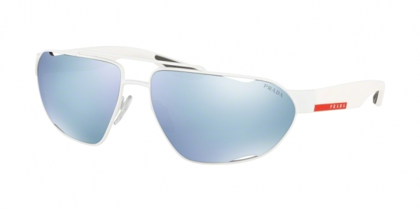 PRADA LINEA ROSSA PS 56US ACTIVE style-color TWK5K2 White Rubber