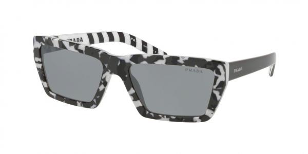 PRADA PR 04VS CONCEPTUAL style-color 4433C2 Camuflage Black