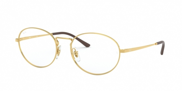 RAY-BAN RX6439 style-color 2500 Gold