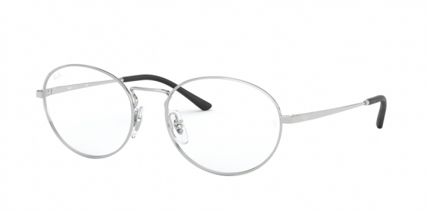 RAY-BAN RX6439 style-color 2501 Silver
