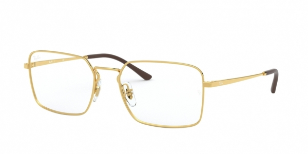 RAY-BAN RX6440 style-color 2500 Gold