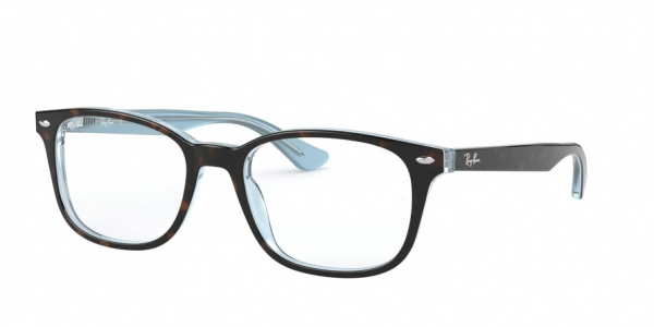 RAY-BAN RX5375F ASIAN FIT