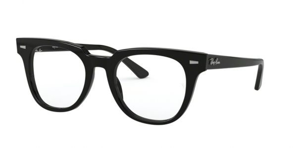 RAY-BAN RX5377F METEOR ASIAN FIT style-color 2000 Black