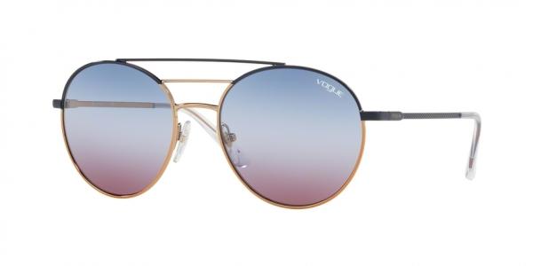 VOGUE VO4117S style-color 50750K Blue / Rose Gold