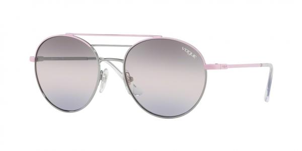 VOGUE VO4117S style-color 548/0J Pink / Gunmetal