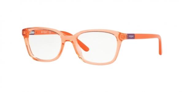 VOGUE VO2967 style-color 2740 Transparent Orange