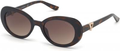 GUESS GU7632 37475 style-color 52F Dark Havana / Gradient Brown