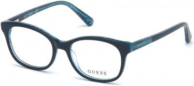 GUESS GU9181 37672 style-color 090 Shiny Blue
