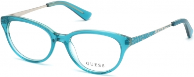 GUESS GU9185 37676 style-color 087 Shiny Turquoise