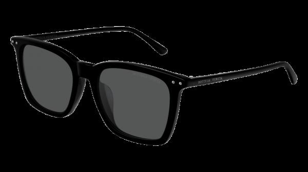 BOTTEGA VENETA BV0251SA ASIAN FIT style-color Black 001