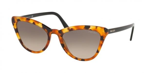 PRADA PR 01VS CONCEPTUAL style-color UF33D0 Orange Havana