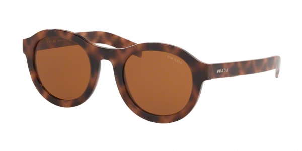 PRADA PR 24VSF CONCEPTUAL ASIAN FIT style-color 5192Z1 Spotted Brown