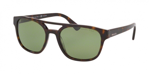 PRADA PR 23VSF ASIAN FIT style-color 2AU7Y1 Havana