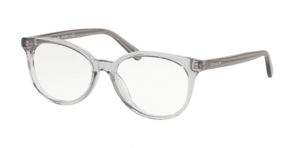 COACH HC6138U style-color 5176 Transparent Grey