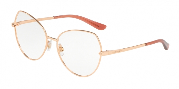 DOLCE & GABBANA DG1320 style-color 1298 Pink Gold