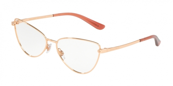 DOLCE & GABBANA DG1321 style-color 1298 Pink Gold