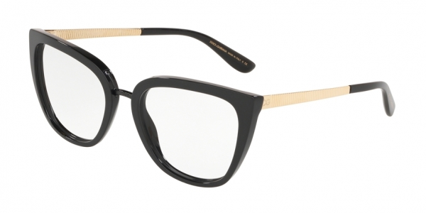 DOLCE & GABBANA DG3314 style-color 501 Black