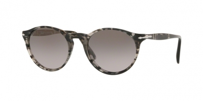 PERSOL PO3092SM style-color 9057M3 Grey Tortoise