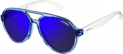 CARRERA CARRERINO 22/S style-color Blue 0PJP / blue sky miror lens