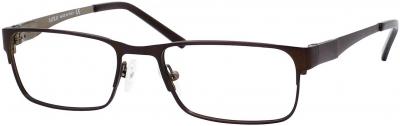 ELASTA 7196 style-color Brushed Dark Brown 0JWU