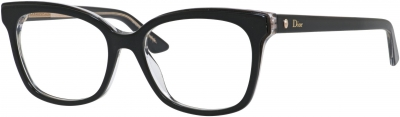 DIOR MONTAIGNE 37 style-color Black Crystal 0G99