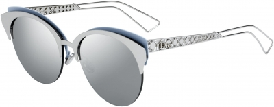 DIORAMACLUB style-color Iron 02BW / Gray Silver Ar 0T Lens