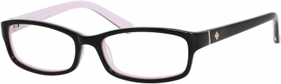 KATE SPADE NARCISA style-color Black Pink 0W70