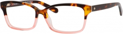 KATE SPADE SHARLA style-color Tortoise Pink Fade 0W99