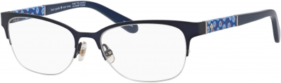 KATE SPADE VALARY US style-color Blue Pattern Blue 0GF5
