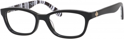 KATE SPADE BRYLIE style-color Black Ptt White 0QG9