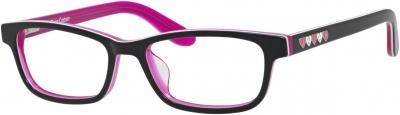 JUICY COUTURE JU 925 style-color Black Pink 0BG9