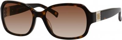 LIZ CLAIBORNE 563S style-color Dark Havana 0086/02