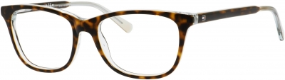 TOMMY HILFIGER TH 1234 style-color Havana Green 01IL