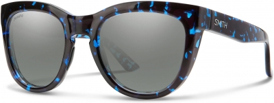 SMITH SIDNEY style-color Blue Havana 0JBW / plat sp cp