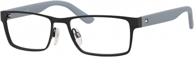 TOMMY HILFIGER TH 1420 style-color Black Gray 0VXL