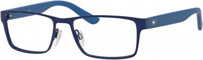 TOMMY HILFIGER TH 1420 style-color Blue 0VXR