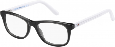 TOMMY HILFIGER TH 1338 style-color Gray White 0H84