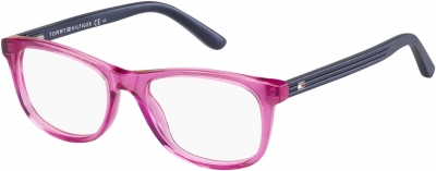 TOMMY HILFIGER TH 1338 style-color Pink Blue 0H8B
