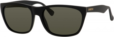 SMITH TIOGA style-color Matte Black 0DL5 / graygreen