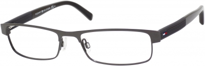 TOMMY HILFIGER TH 1195 style-color Dark Ruthenium 0LK7
